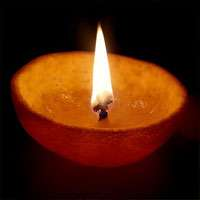 Self Hypnosis Candle